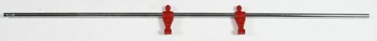 4059 Прът 16/2 червен