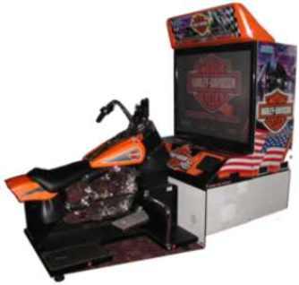 Harley Davidson, LCD,Единичен