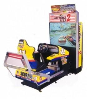 Daytona 2 Deluxe , Единичен, LCD