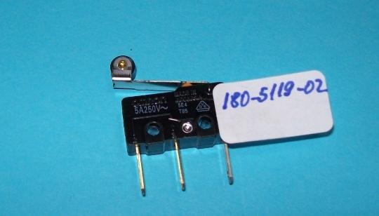 5100/ 180,5119,02 Микроключ