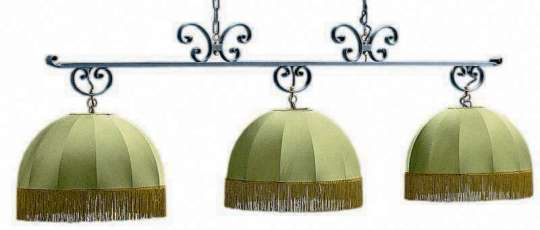Лампа за билярд 10012