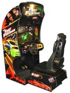 Fast&Furious 1, Eдиничен, LCD