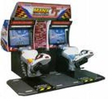 Manx TT 2 LCD, Двоен