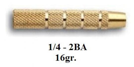 3033 Тяло за стрела 16гр. - голям връх/мaлко перо (1/4 - 2BA)