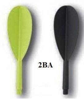 3051 Перо за стрела VS, малка резба (2BA)