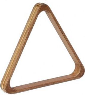 Триъгълник дървен - Лукс 57