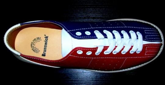 7082 Обувки за боулинг с връзки, 42, Brunswick