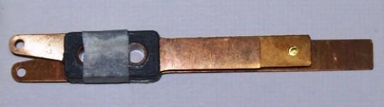 5086/ RIM SW10A8D Контактна пластина, 65 мм
