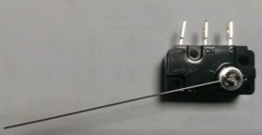 8055 Микроключ за жетониера