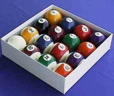 1094 Комплект топки Aramith Standart 52.4