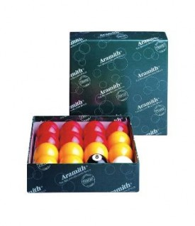 1098 Комплект топки Aramith Casin 50.8
