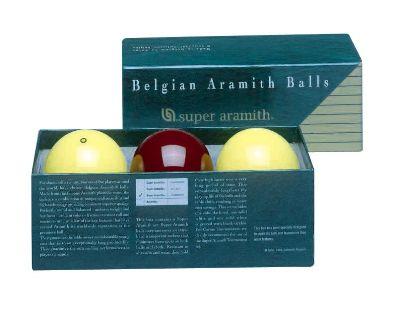1121 Комплект топки за карамбол Aramith 61.5