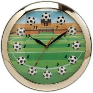 7037 Часовник Футбол, 28 см