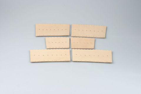 1158 Комплект кожа за джобове за снукър